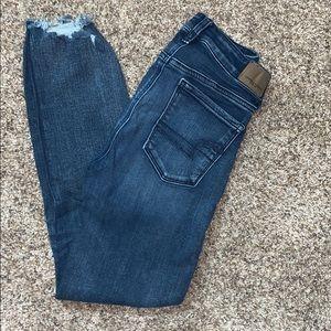 COPY - american eagle jeans, next level stretch X…